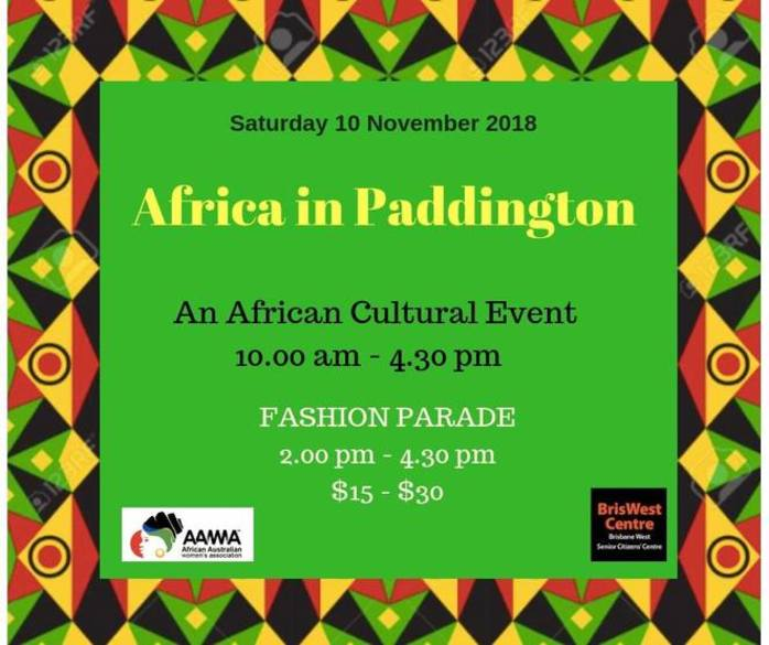 Africa in Paddington - An African Cultural Event