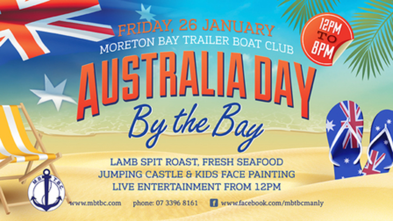 Australia Day by the Bay - Free entry: Australia Day by the Bay