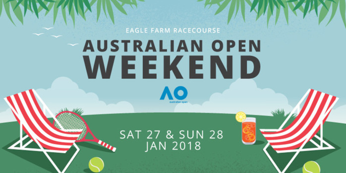 Big Screen on the Green - Australian Open Weekend