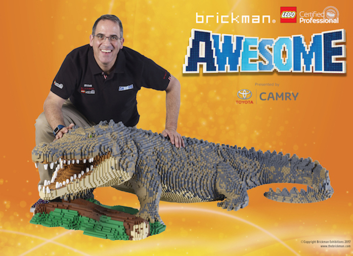 Brickman Awesome at Brisbane Convention and Exhibition Centre