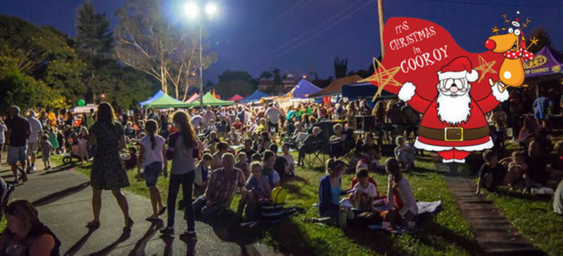 Christmas in Cooroy 2017 - Christmas in Cooroy 2017
