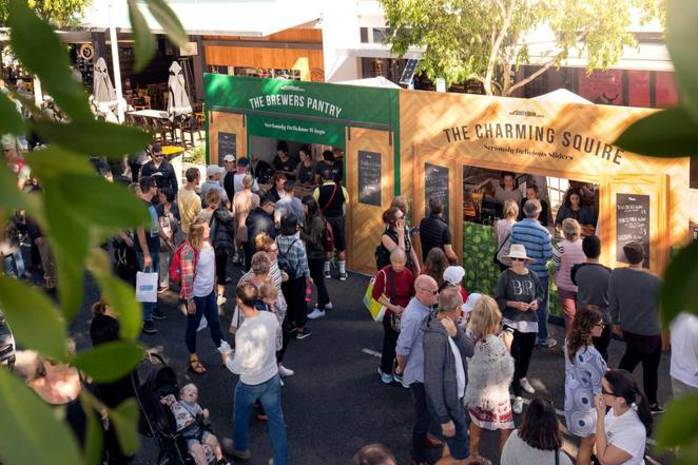 eatSouthBank Street Stalls at Regional Flavours