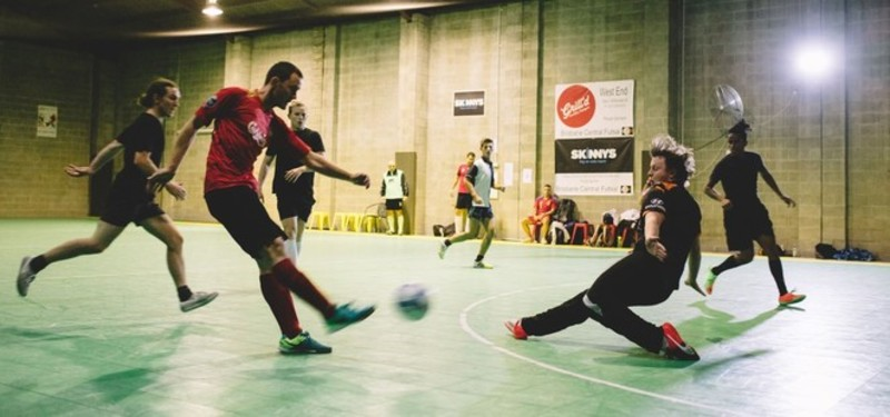 Free entry: Brisbane Central Futsal Open Day - Free entry: Brisbane Central Futsal Open Day