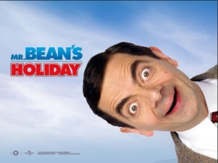 Free Movie in the Park Mr Bean's Holiday