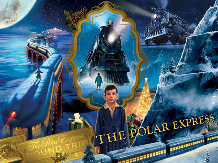 Free Movie in the Park - The Polar Express