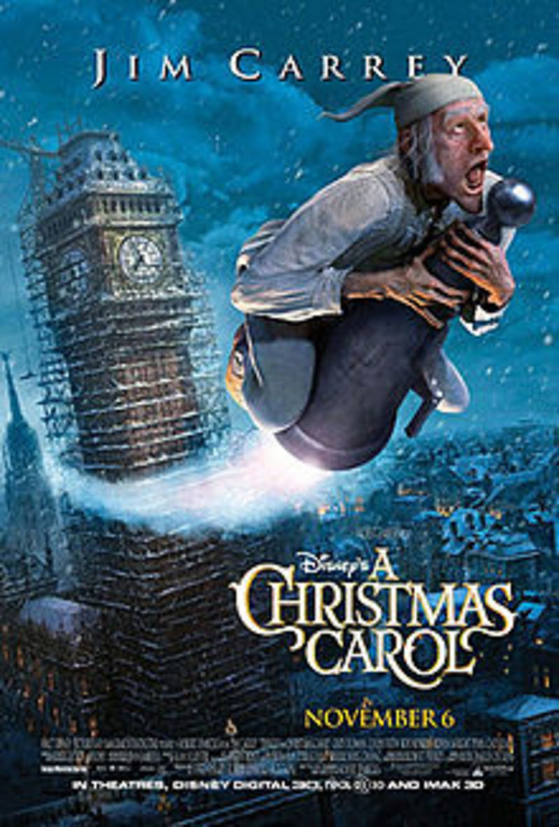 Free Movies in the Park - A Christmas Carol - Free Movies in the Park - A Christmas Carol