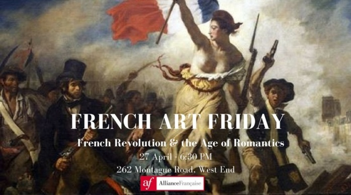 French Art Friday French Revolution and the Age of Romantics