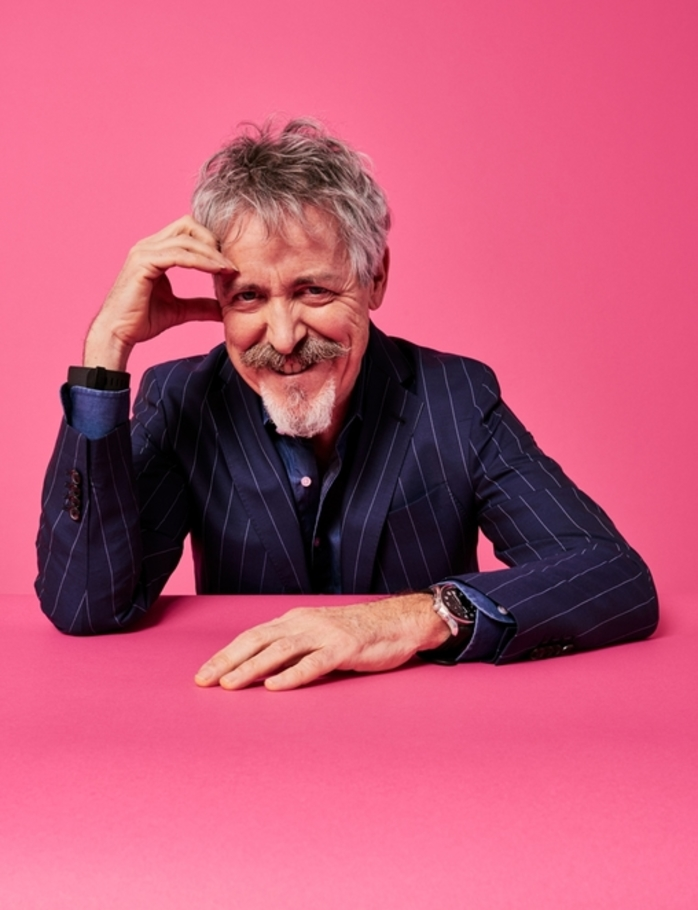 Griff Rhys Jones Where Was I