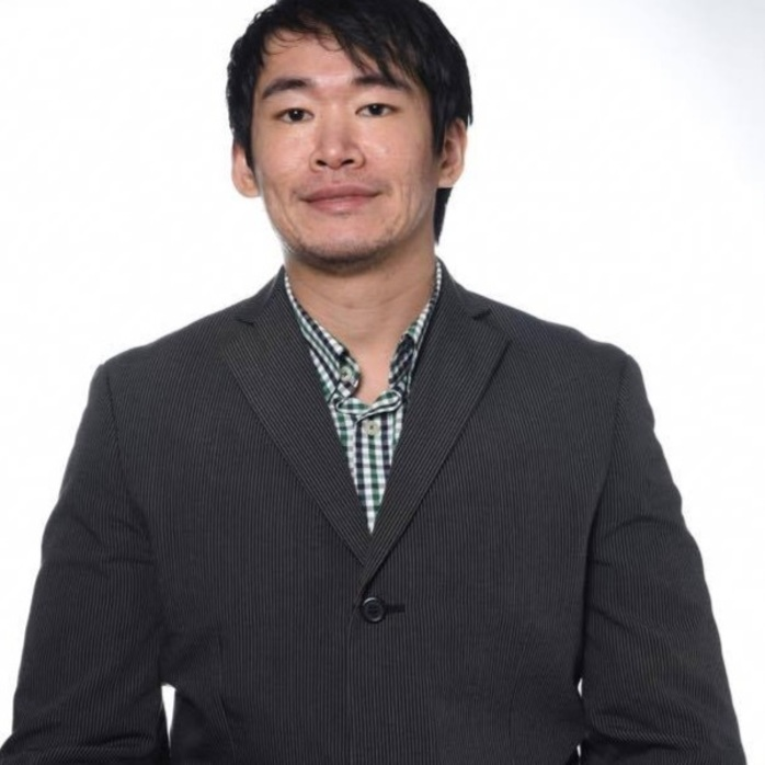 Keith Cheng's Third World Burn - Sit Down Comedy Fringe