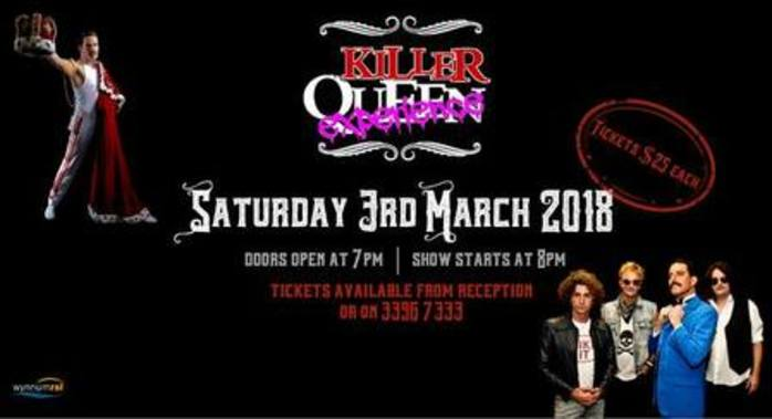 Killer Queen Tribute Show