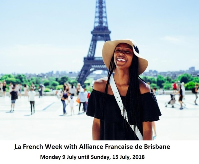 La French Week with Alliance Francaise de Brisbane
