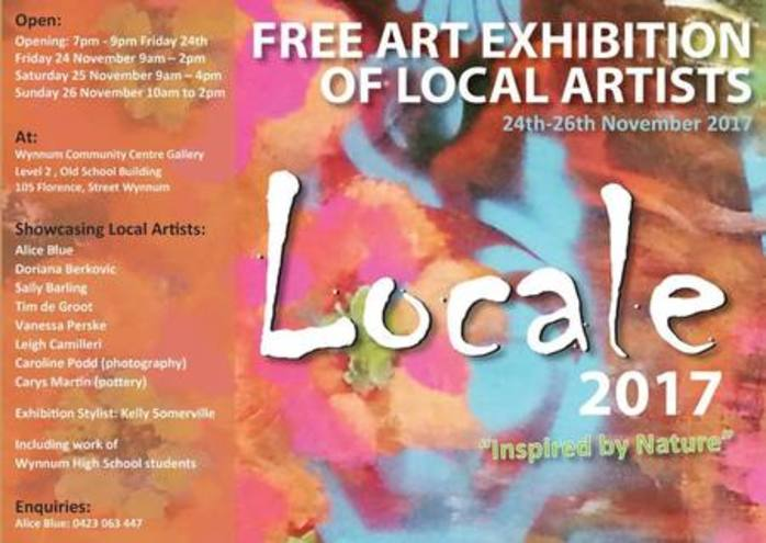 Locale Art Exhibition - Inspired By Nature Share