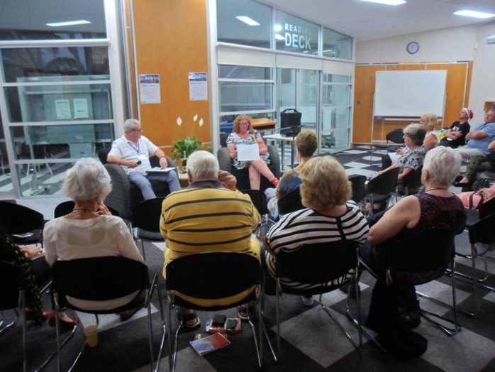 Redcliffe Writers' Open Mic