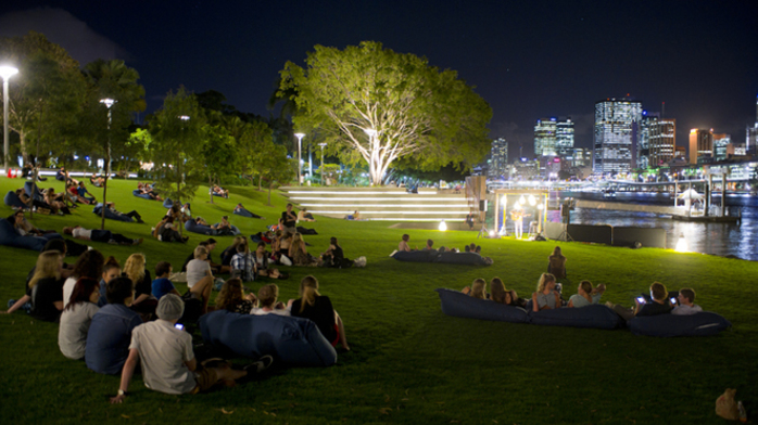 Sunday Sessions on the Green 2017 - Brisbane