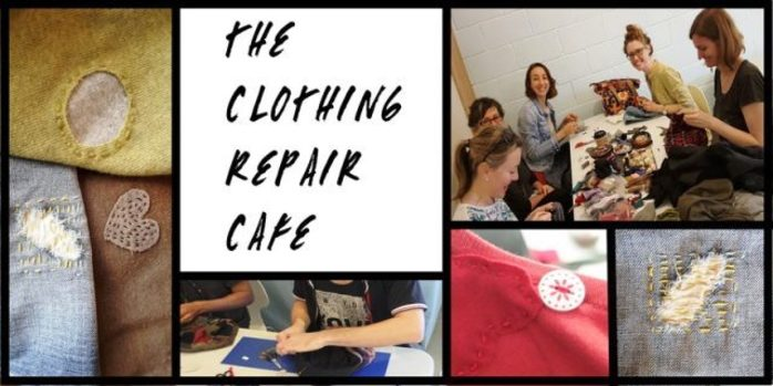 The Clothing Repair Cafe - FREE Event