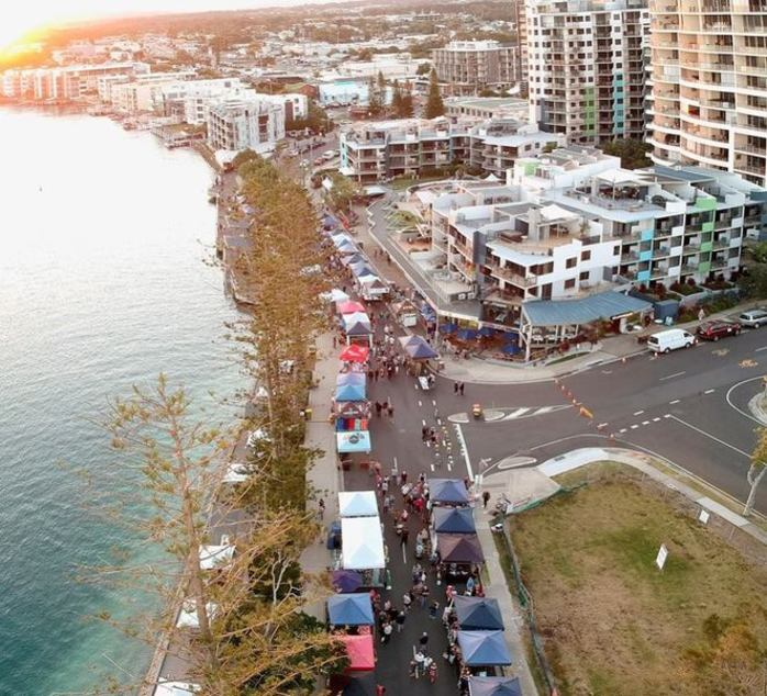 Twilight Markets Caloundra
