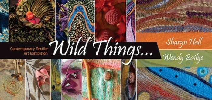 Wild Things Textile Art Exhibition Sale